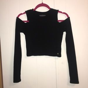 Kendall & Kylie crop top